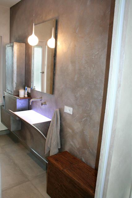 Bagno In Cemento. Bagno Effetto Cemento With Bagno In Cemento. Top ...