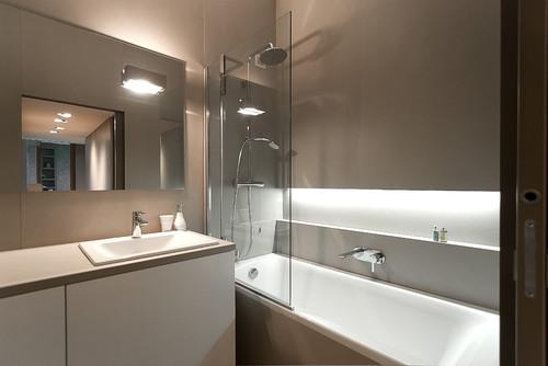 Piccoli Bagni Di Campagna : Arredare un bagno con doccia u2014 idealista news