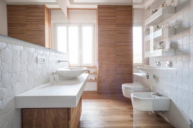 Le croci e le stelle moderno stanza da bagno altro - Stanze da bagno moderne ...