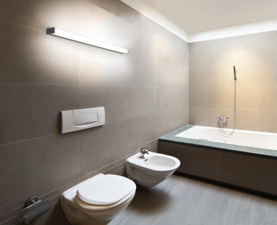 Metrica creativo scala - Illuminazione bagno moderno ...