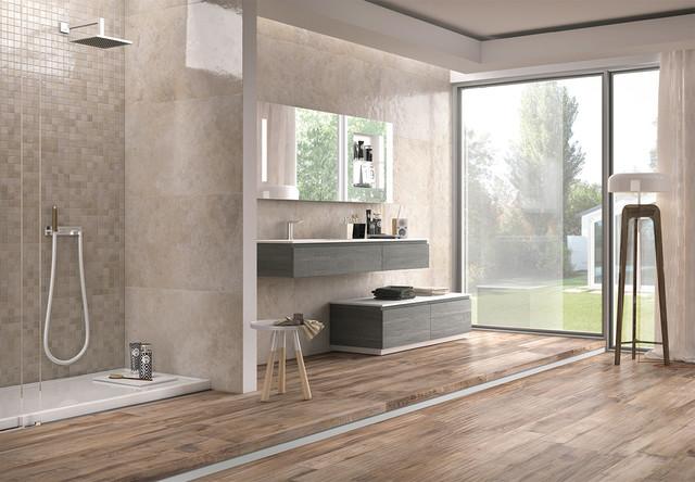 Pavimenti e rivestimenti per bagni nature for Bagni rivestimenti e pavimenti