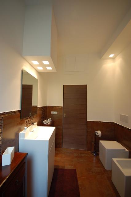PIEV - ROMA - Moderno - Stanza da Bagno - Roma - di g4 architettura