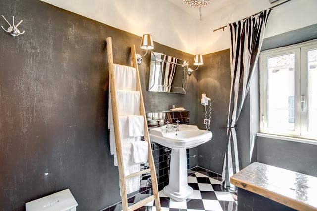 Progetto camere albergo Borgo Vista Lago - Shabby-Chic Style ...