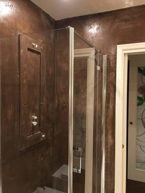 Restyling stanza da bagno moderno stanza da bagno - Stanze da bagno moderne ...