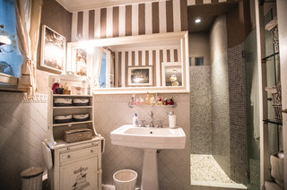 Shabby fusion - Bagno country chic ...