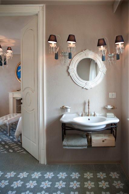 Soluzioni per la stanza da bagno - progetti realizzati. - Shabby ...