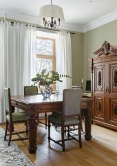 До и после: Квартира в старом доме — с секретной дверью