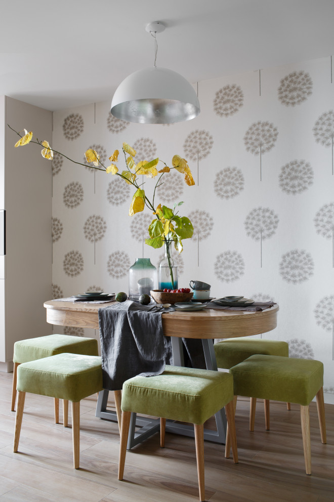 Danish dining room photo in Other