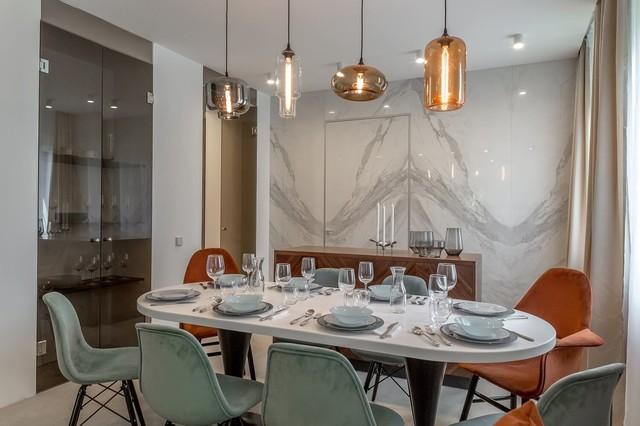 Sala Da Pranzo Contemporanea : Stanza da pranzo classica sala da pranzo moderna contemporanea e