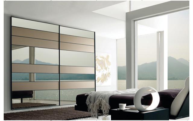 Armadio Sliding Wardrobes modern-cabinet