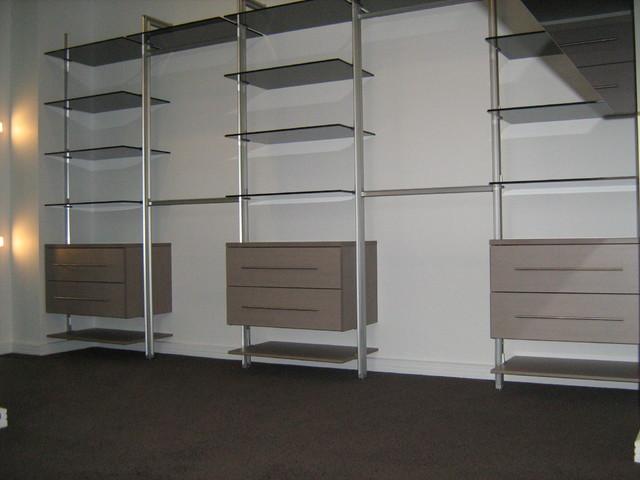 Award Robes modern-closet