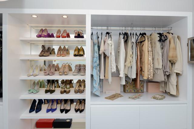 Beau Dorothy Street, Cromer NSW Contemporary Closet