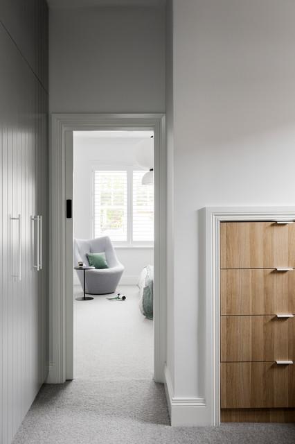 Hampton House Renovation Contemporary Home Office Melbourne By Hart Builders Pty Ltd Houzz Au