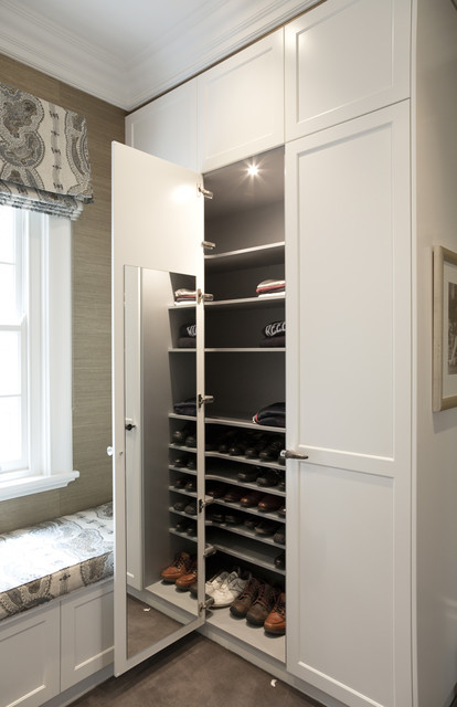Robe - Traditional - Closet - Sydney - by Dan Kitchens Australia