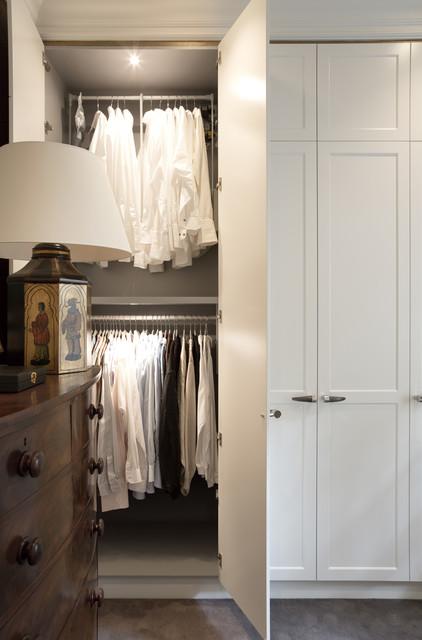 robe   traditional   wardrobe   sydney   by dan kitchens