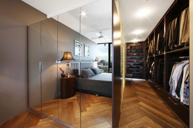 Yve modern-closet