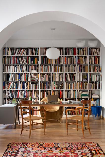 Chi non sogna una libreria a parete for Stanza sopra le idee di design del garage