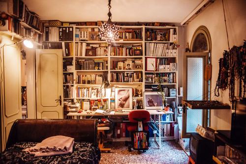 La casa di Anna Toscano