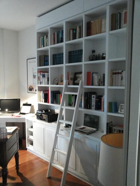 Librerie e Pareti Attrezzate - Moderno - Studio - Roma - di ...