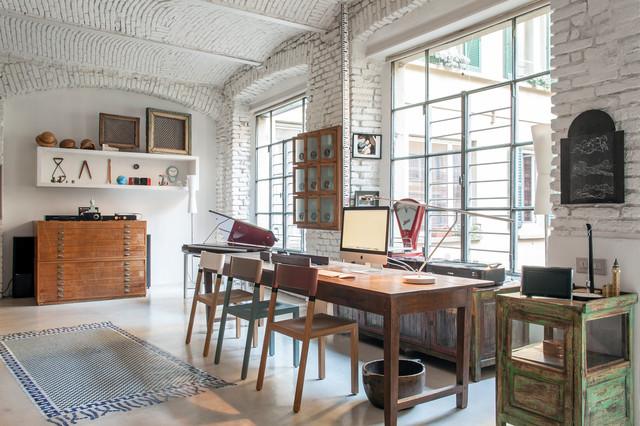 Sogni un loft in stile industriale ecco come renderlo for Arredamento stile industriale loft