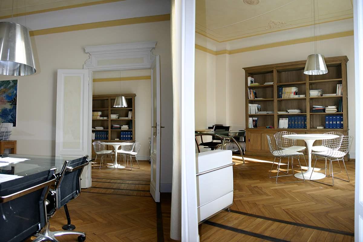 Ufficio Modern Country