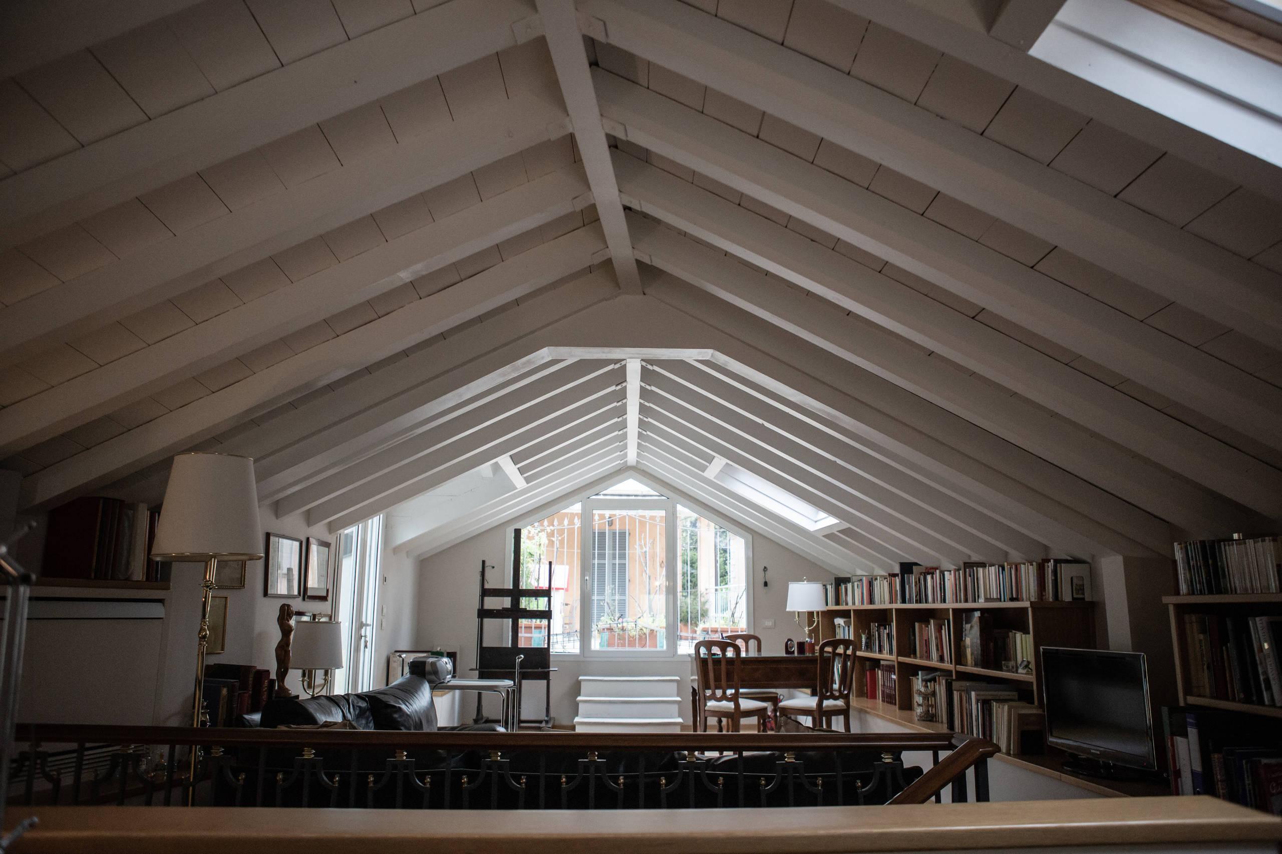 Una casa in stile | La mansarda | 50 MQ