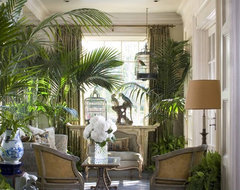 2009 Southern Accents Showhome traditional porch