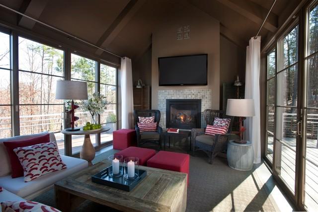 2012 HGTV Green Home transitional-porch