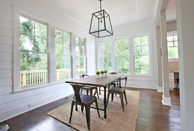 433 wimbledon rd piedmont heights new construction for Farmhouse sunroom ideas