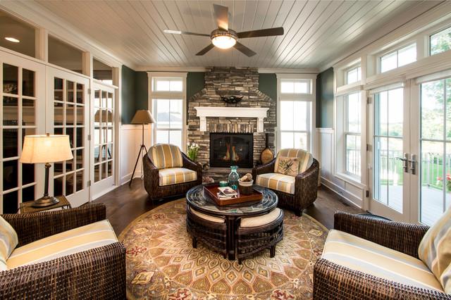 Architectural Designs Exclusive House Plan 73345HS Craftsman