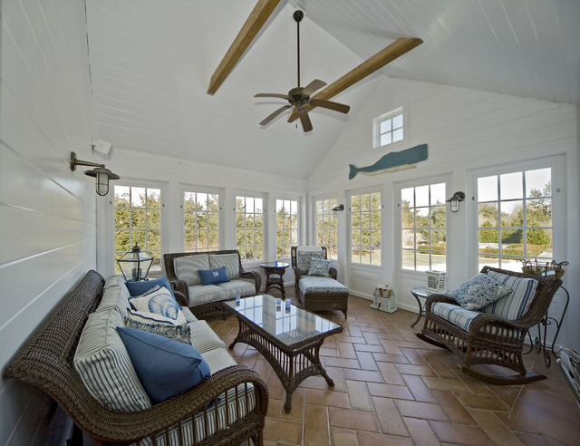 Sunroom traditional-sunroom