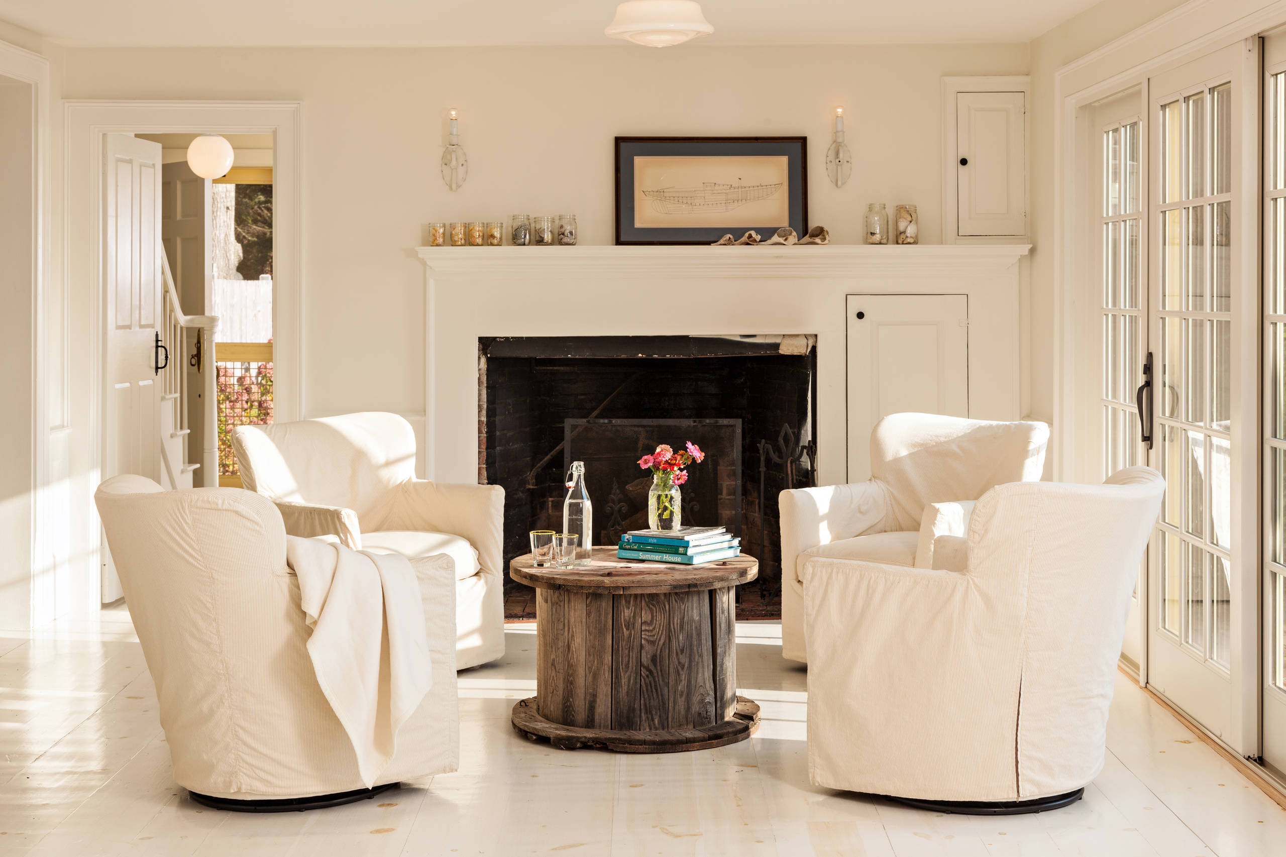 Sunroom Attached To Cape Cod Houzz