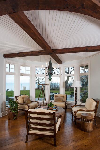 Winnetka Residence #2 traditional-porch