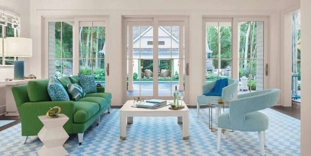 Coastal Sliding French Doors and Windows beach-style-sunroom & Coastal Sliding French Doors and Windows Pezcame.Com