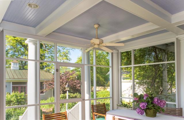 College Avenue, Ashland, VA traditional-porch