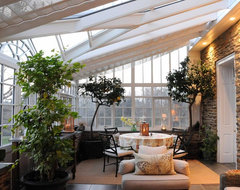 Conservatory Craftsmen traditional-sunroom