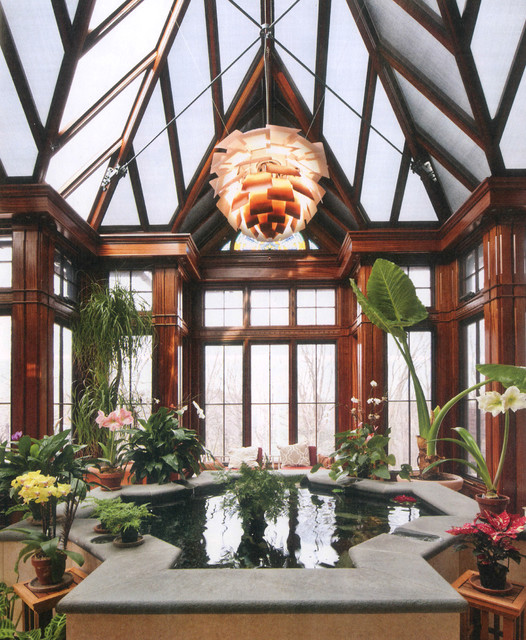 Conservatory Lighting Philadelphia By