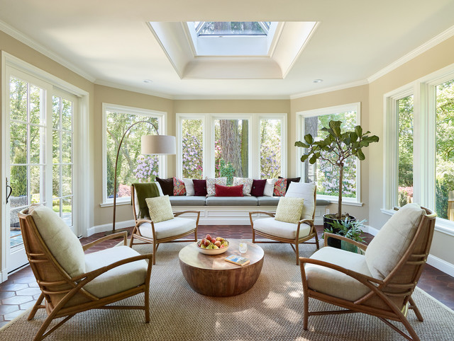 Houzz Tour 1930s Colonial Style Home Gets Cozy