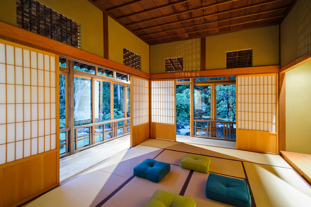 48 Elements Of The Traditional Japanese Home Interesting Japanese Living Room Exterior