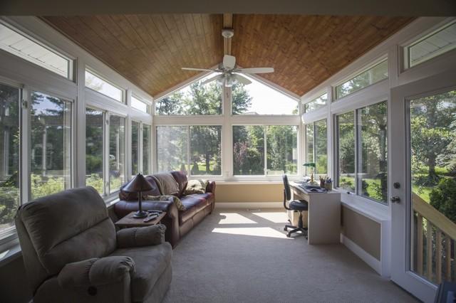 Houzz Photos Contemporary Living Room