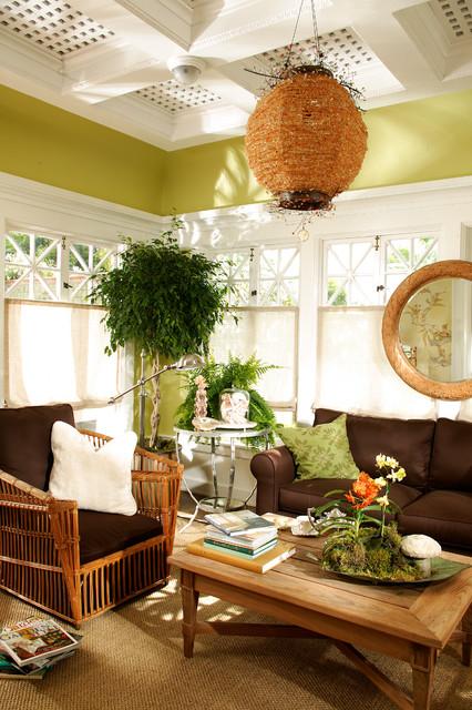 Garden Sunroom traditional-sunroom