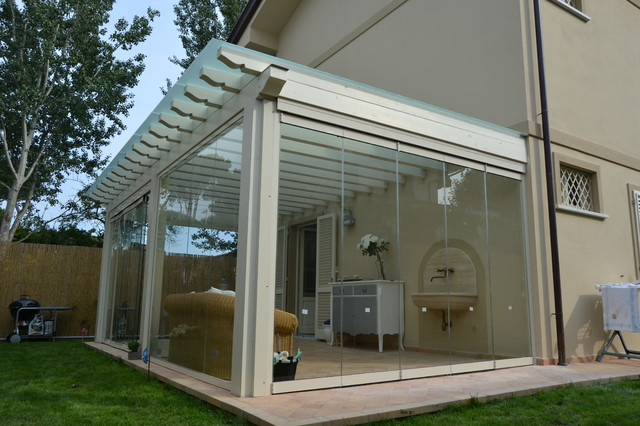 Gazebos and Conservatories In glass and aluminium, classic ...