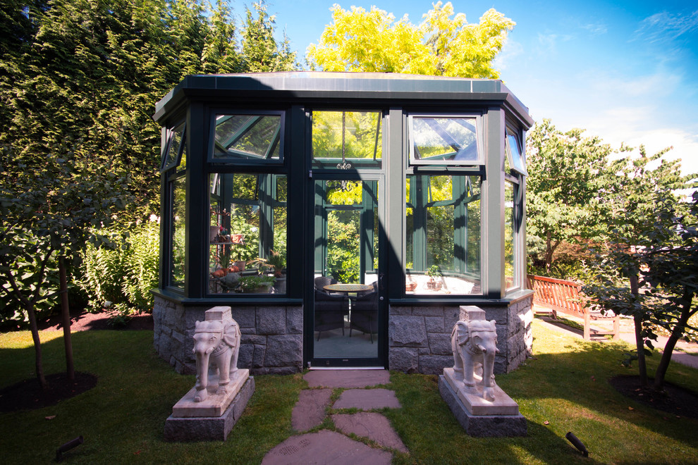 Greenhouse - Traditional - Sunroom - Vancouver - by Euro ...