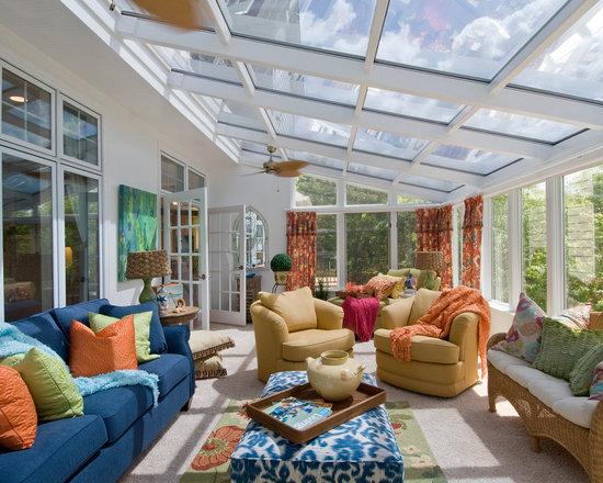 Sunroom Design Ideas Home Design Ideas Pictures Remodel