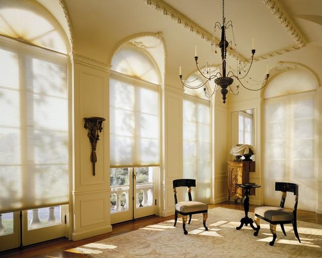 Honeycomb Shades window-treatments