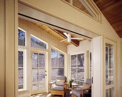 House in Santa Lucia Preserve contemporary-sunroom