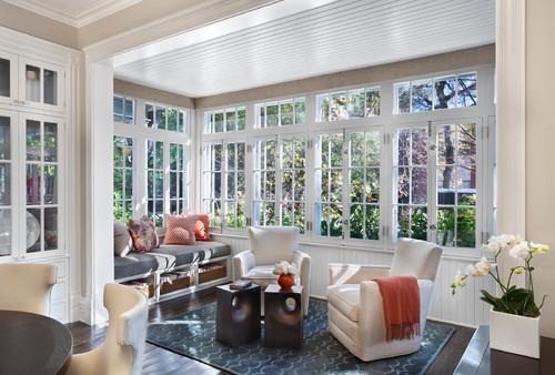 Get inspired 10 sunny sun rooms how to nest for less for Sun room