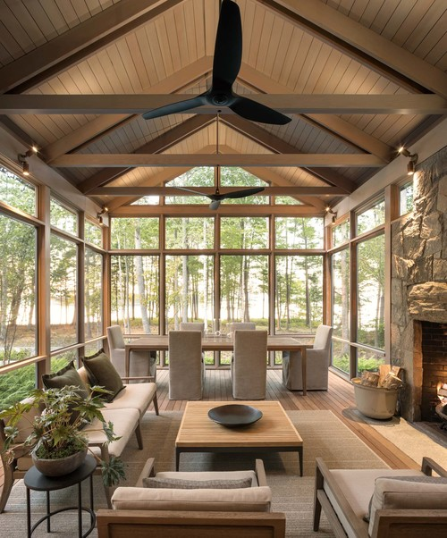 Sunroom in Kane County IL