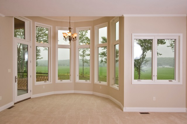 Living Spaces traditional-sunroom