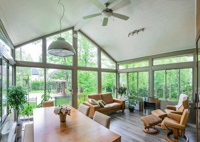 Livingspace Sunroom Additions